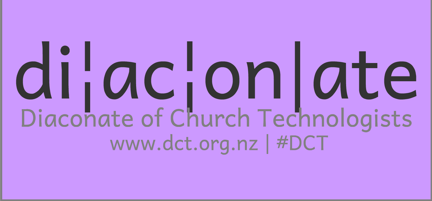 Diaconate of Church Technologists